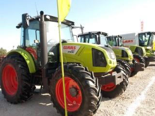 tractores claas
